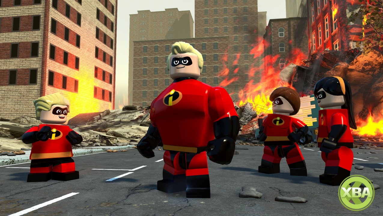 LEGO The Incredibles Officially Announced For July