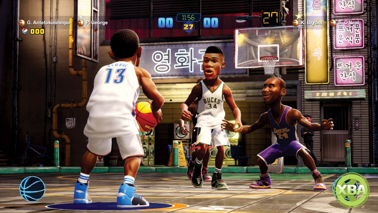 Xbox Free Play Days This Week Includes NBA 2K Playgrounds 2