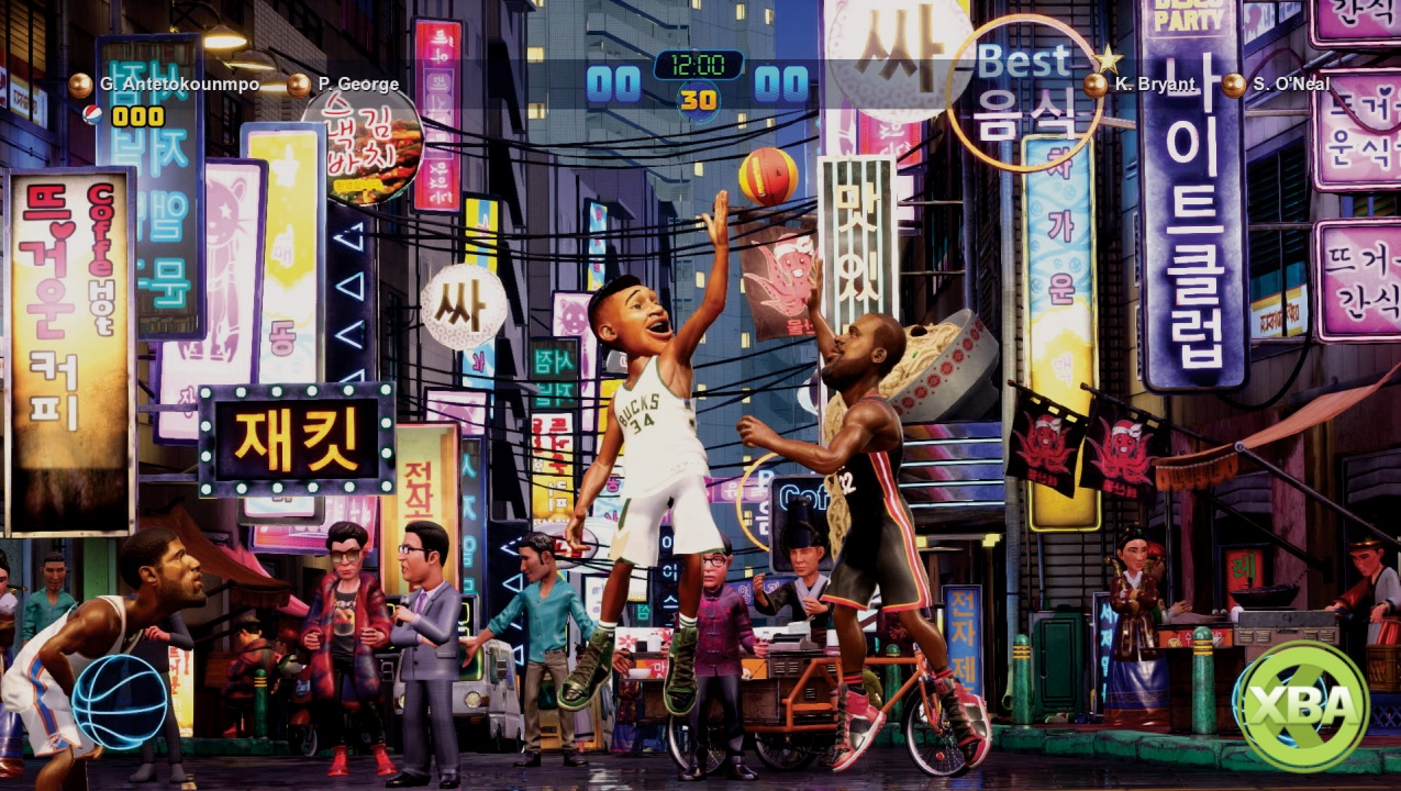 Nba 2k Playgrounds 2 Review: NBA 2K Playgrounds 2 Tips Off Today On Xbox One