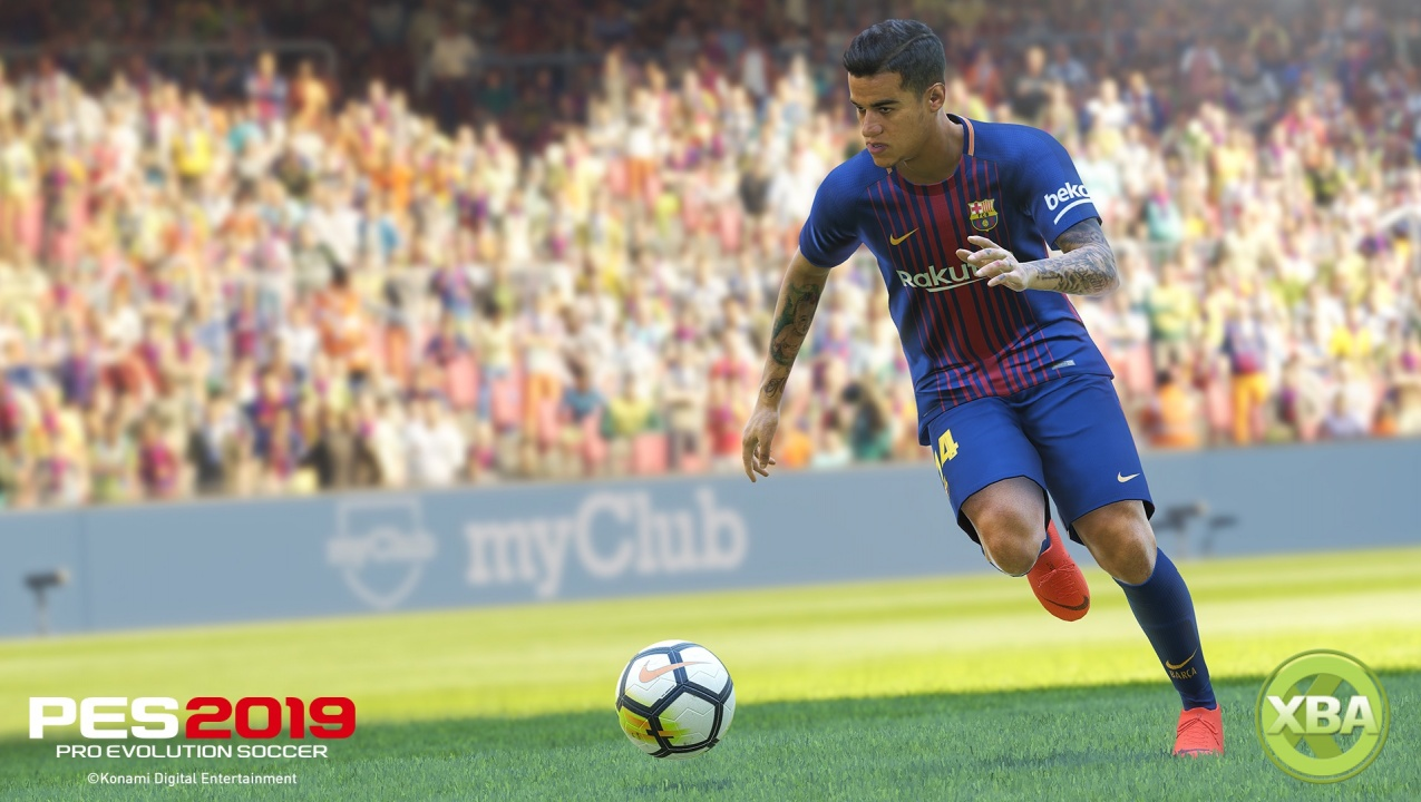 Pro Evolution Soccer 2019 Announced