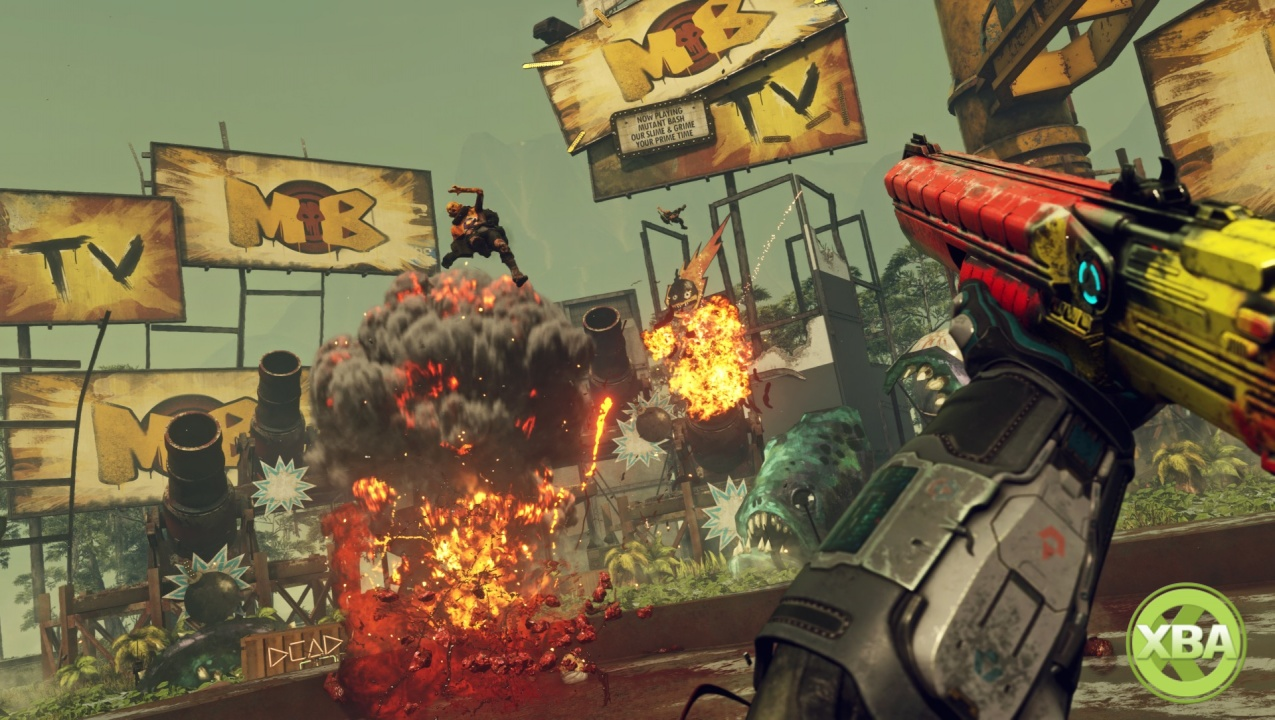 RAGE 2 Has Now Gone Gold, A Year on From Walmart