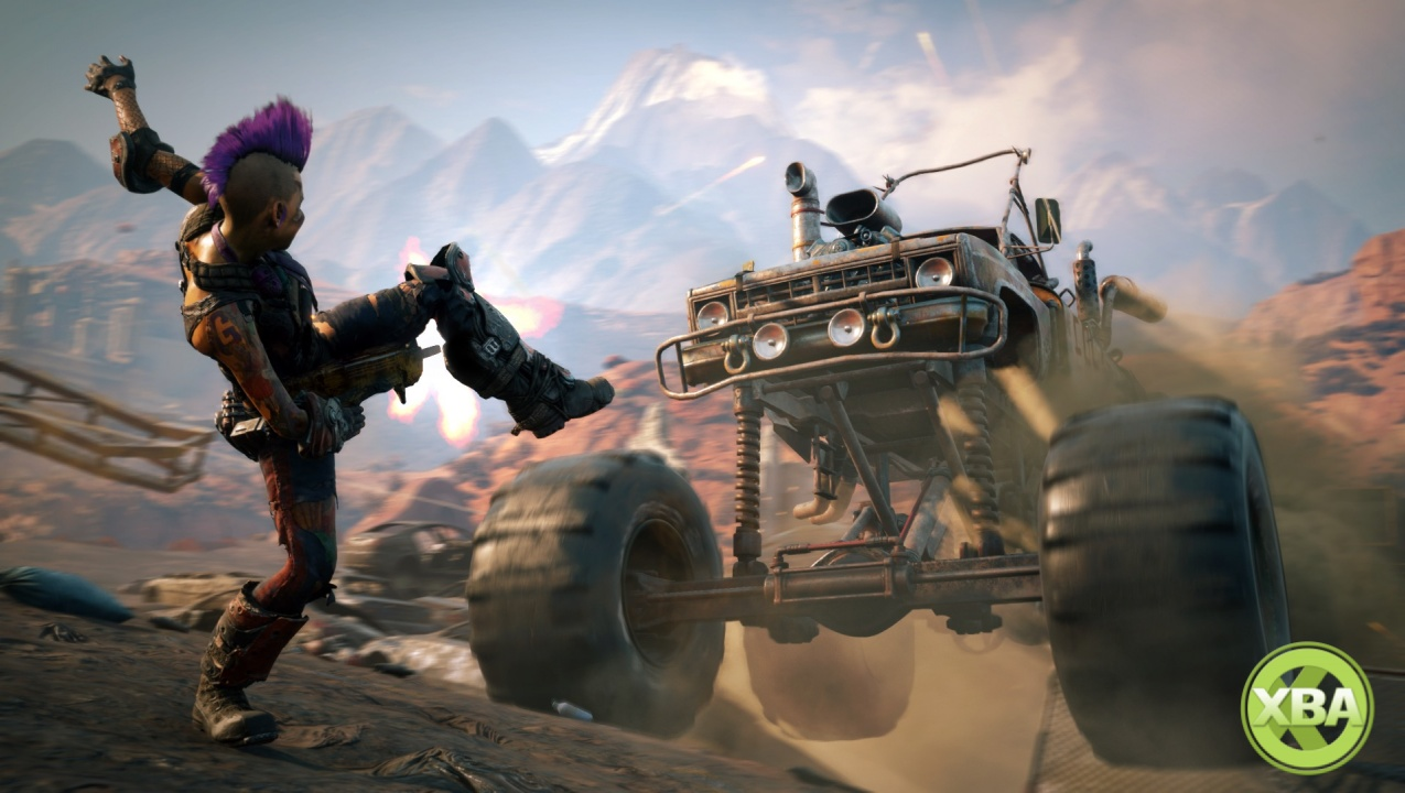 Rage 2 gets insanity-filled gameplay trailer for Xbox One and PC