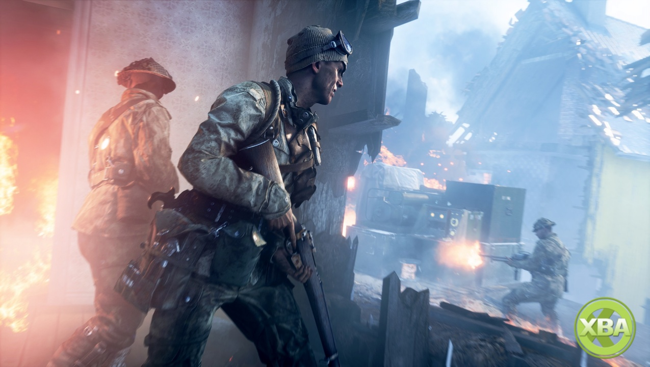 EA DICE cancels Battlefield V's upcoming 5v5 competitive mode