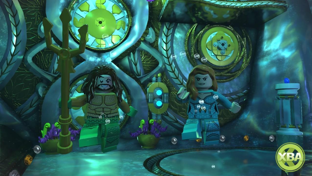 Lego Dc Super Villains Aquaman Movie Dlc Packs Now Available Xbox