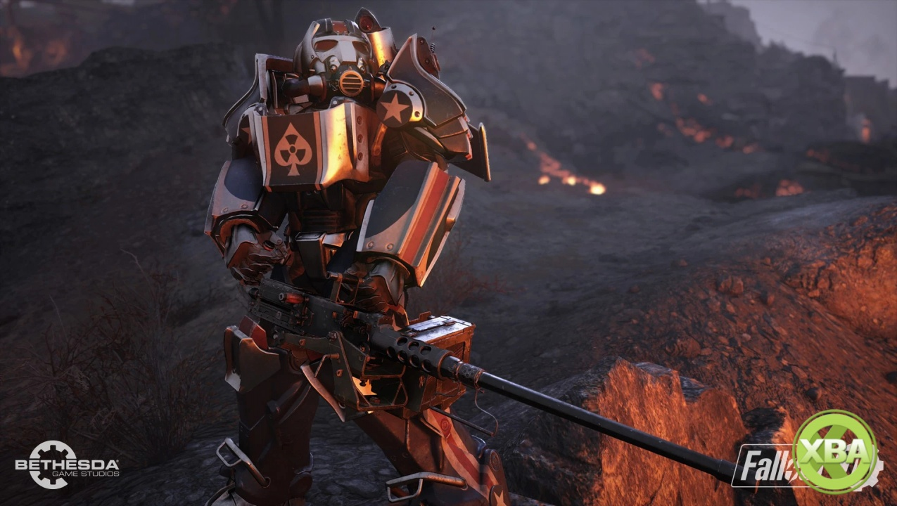 Fallout 76 is getting a Brotherhood of Steel expansion