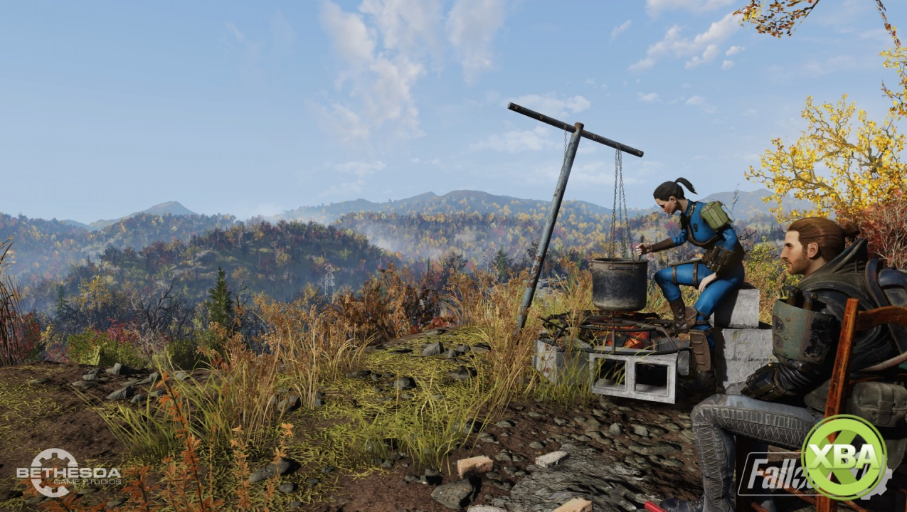 Fallout 76 beta locked to 63FPS on the PC because reasons
