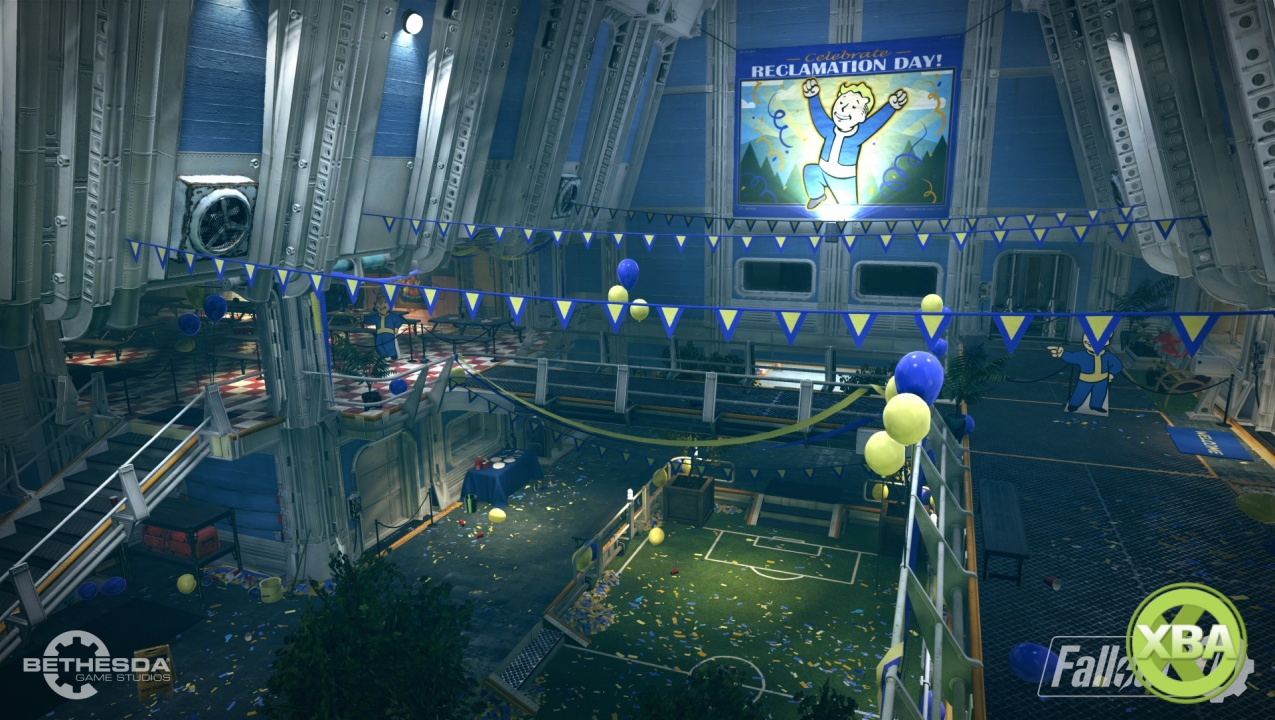 Fallout 76 is a survival RPG similar to DayZ, Rust