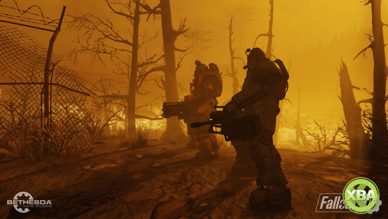 Fallout 76 is playable now, hours ahead of release