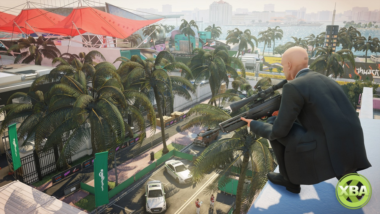 WB Games Announces Hitman 2