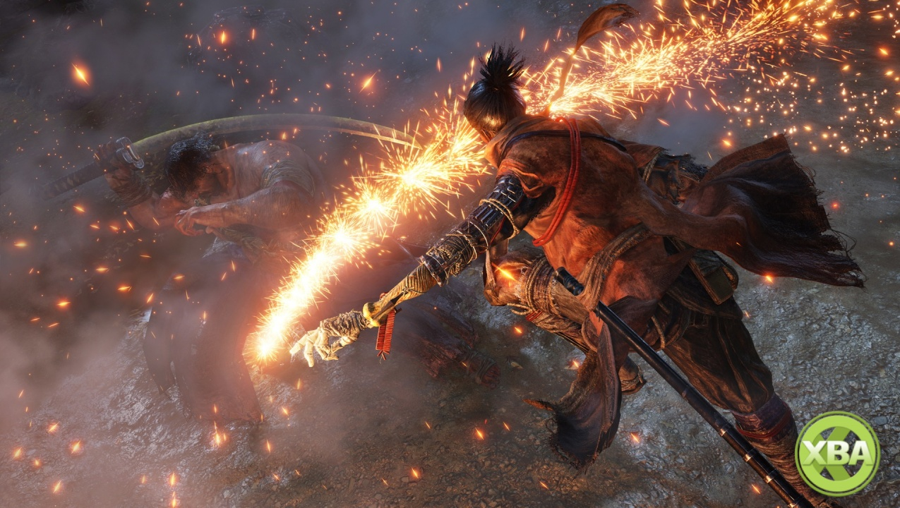 Sekiro: Shadows Die Twice Slices And Dices In Its TGS 2018 Trailer