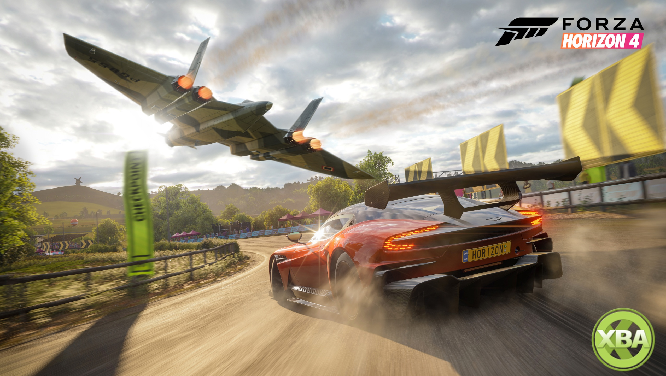 Forza Horizon 4 Goes Gold, Gets A Demo And James Bond DLC