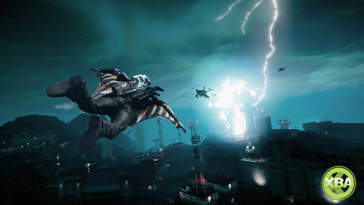Just Cause 4 gets a 4K panoramic trailer
