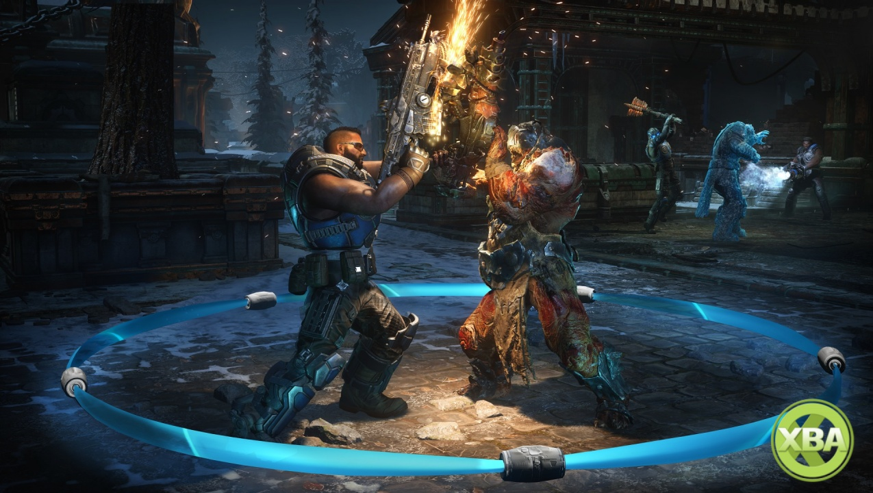 Gears 5 Devs Will Consider a Battle Royale Mode