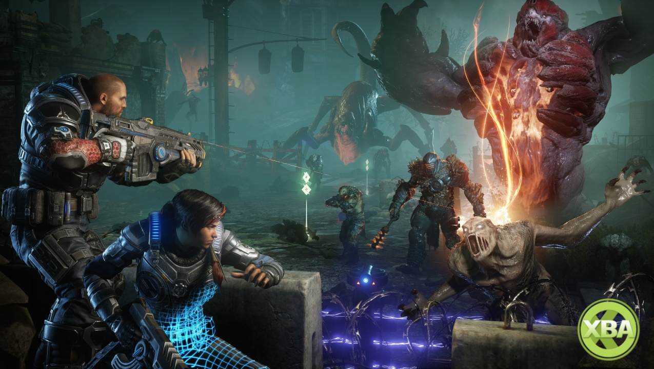 The Gears 5 Tech Test revs into action, July 19