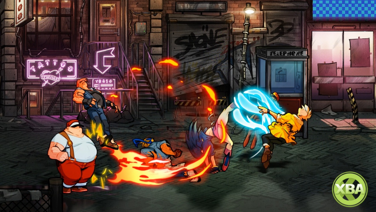 Streets of Rage 4 Will Include the Genesis Games' Original Composers