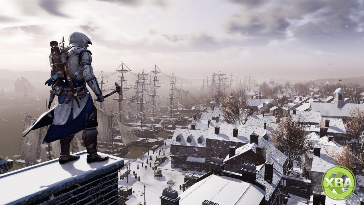 Assassin's Creed III Remastered comparison trailer teased ahead of next month launch