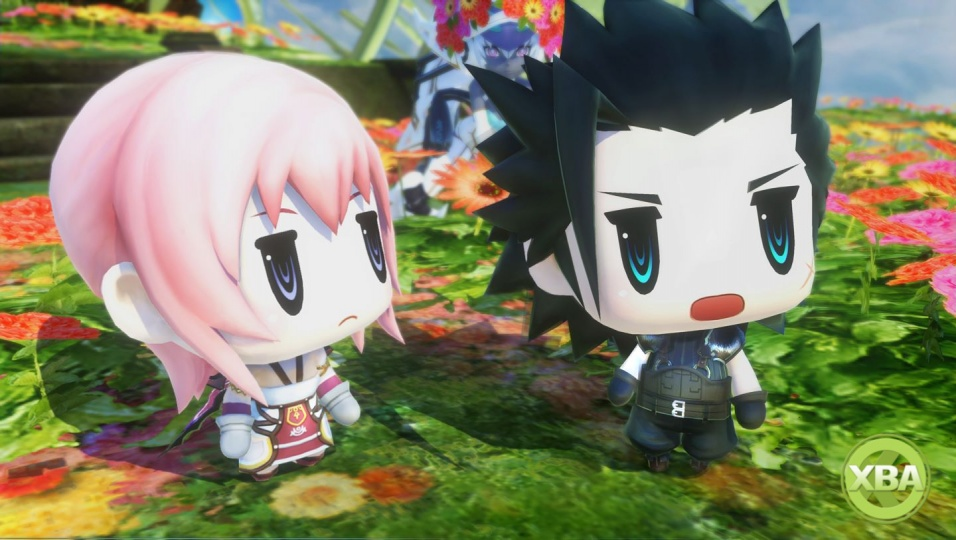 World of Final Fantasy Maxima Out Now For Xbox One