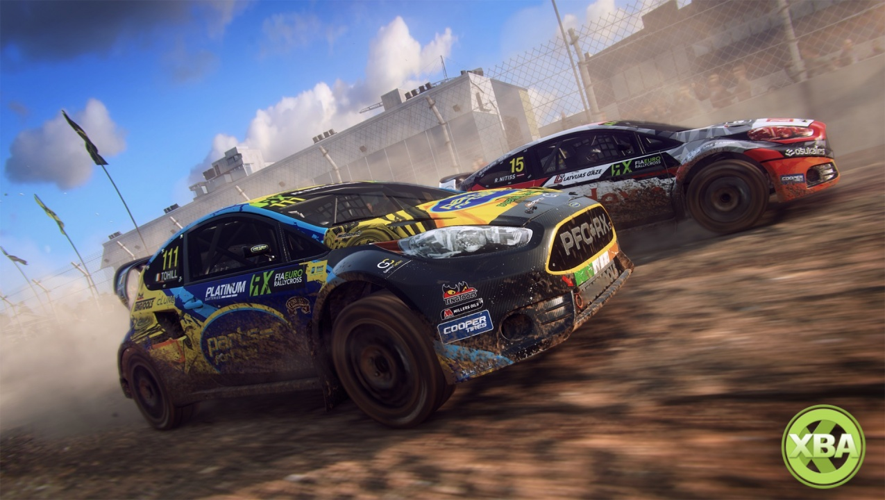 dirt rally 2 0 officially announced for february 2019. Black Bedroom Furniture Sets. Home Design Ideas