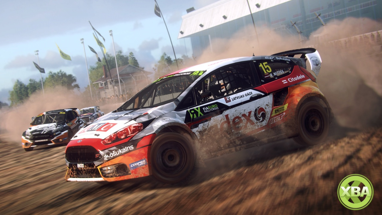 dirt rally 2 0 39 world rx in motion 39 trailer reveals eight. Black Bedroom Furniture Sets. Home Design Ideas