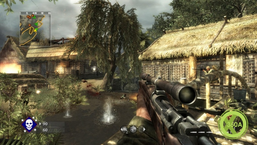 World at War Map Pack 1 Screens - Xbox One, Xbox 360 News At ...
