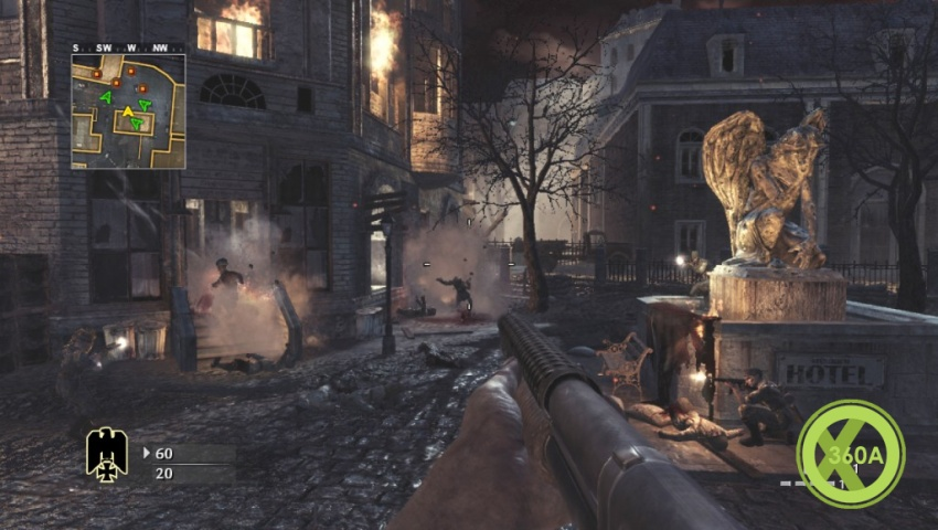 World at war map pack 1 screens xbox one xbox 360 news at nightfire gumiabroncs Gallery
