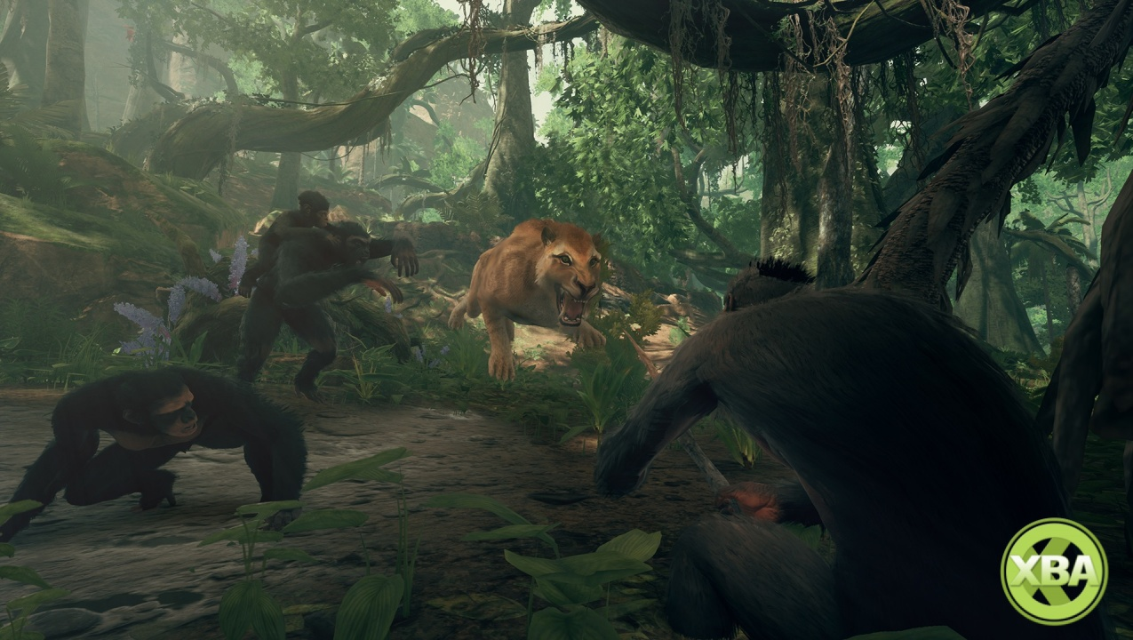 Ancestors is launching on the Epic Games Store in August