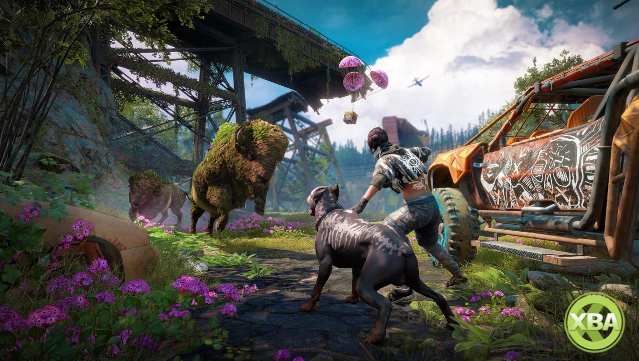 Far Cry New Dawn: Story Trailer & the Return of a Familiar Face