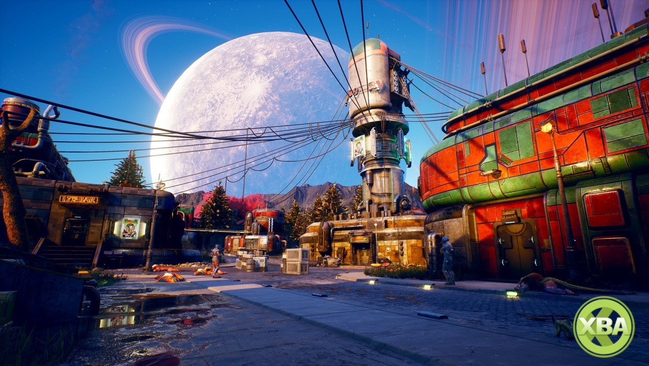 Choose Your Path in Obsidian's The Outer Worlds Launch Trailer