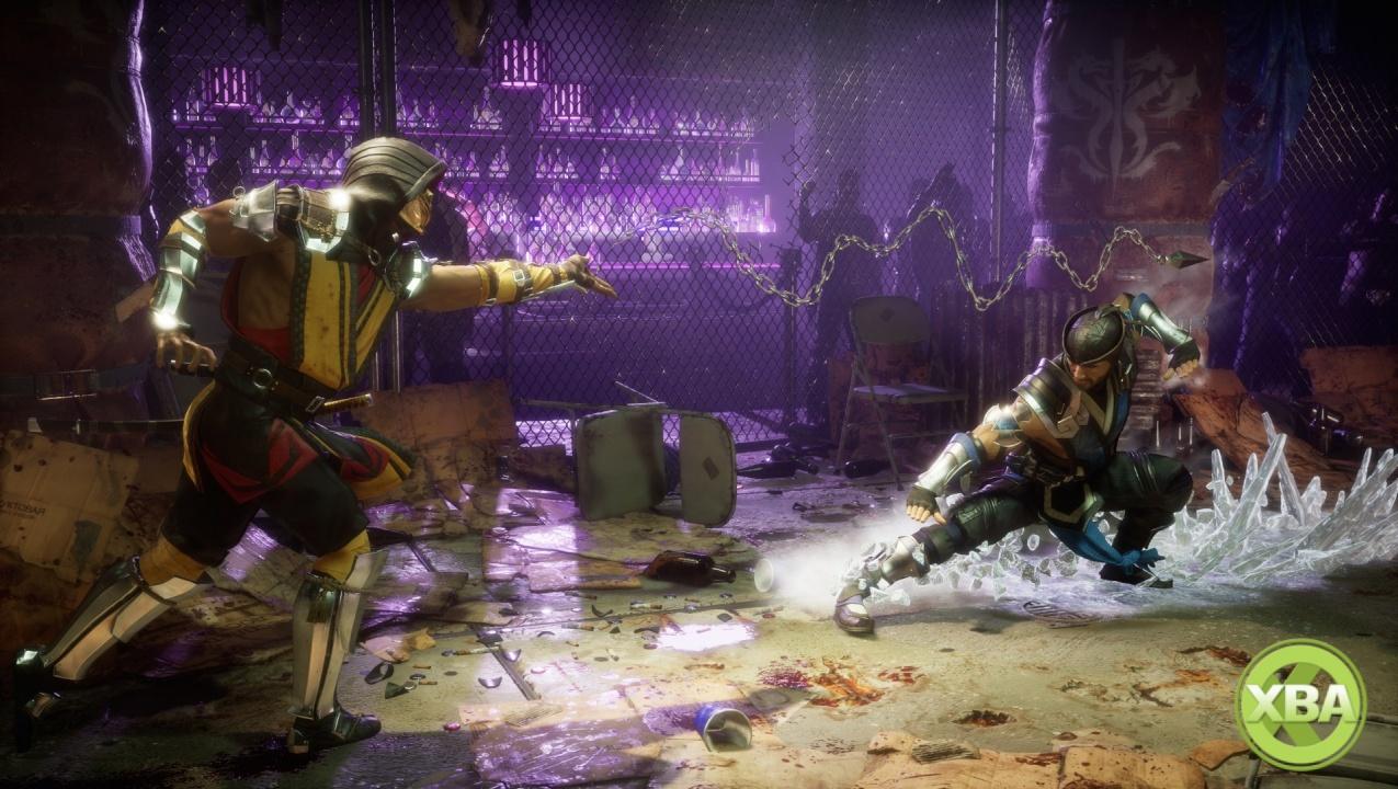 Mortal Kombat 11 Leaked Kombat Pack Image Reveals The Terminator