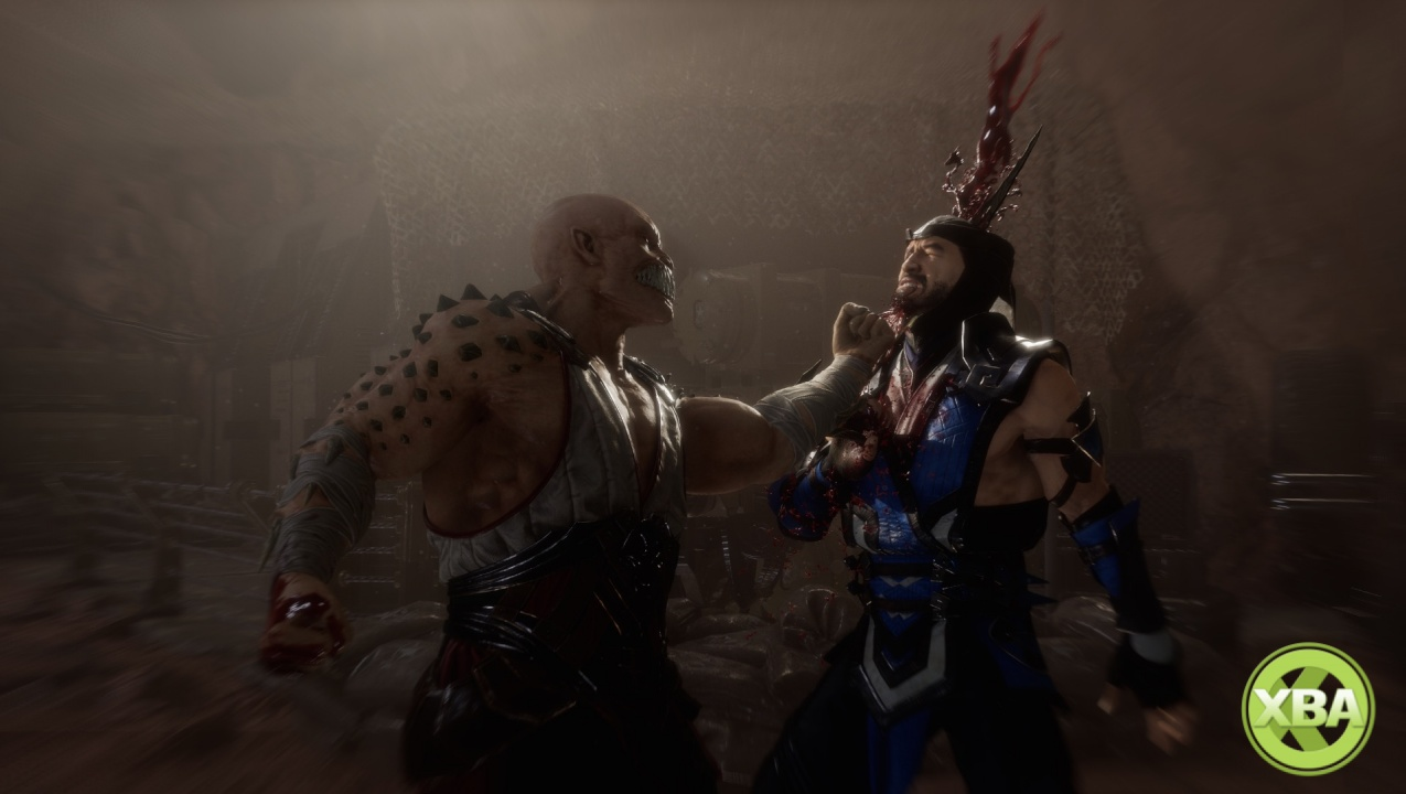 Mortal Kombat Film to Be Rated R and Include Fatalities!