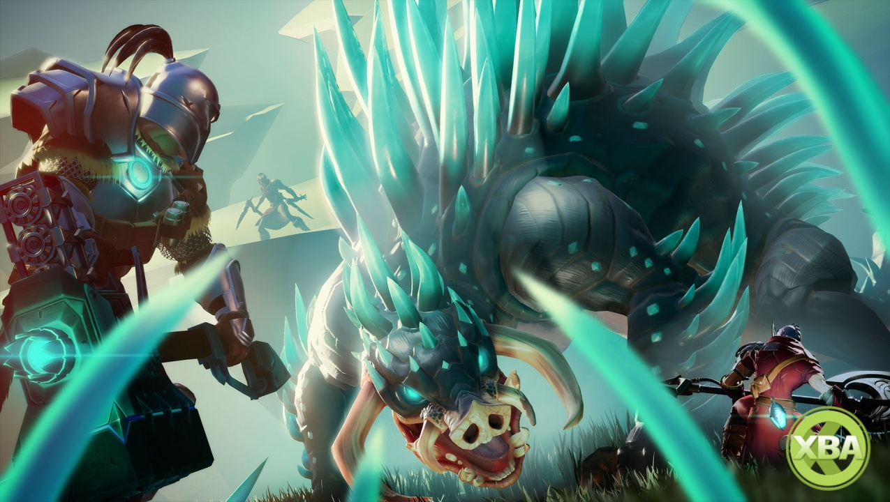Free To Play Action RPG Dauntless Comes To Consoles Next Year
