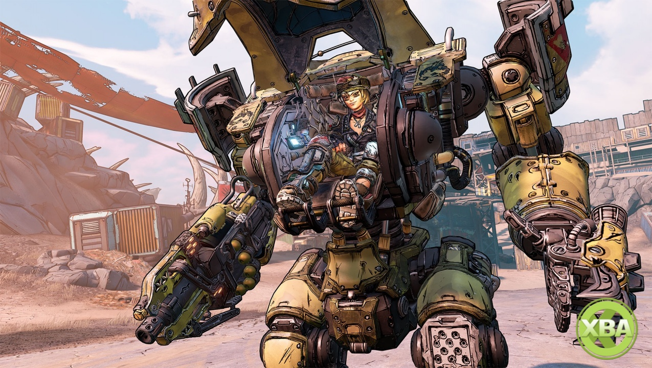 New Borderlands 3 Trailer Declares That 'The Borderlands Are Yours'