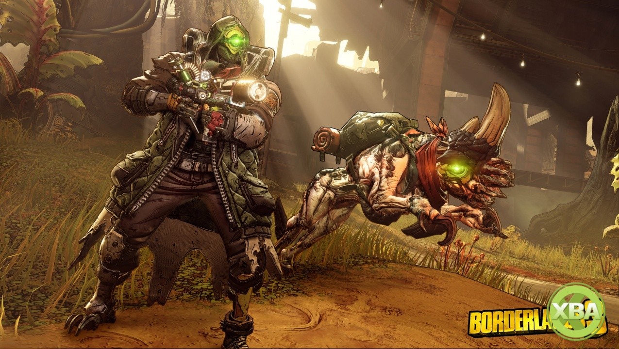 A new Borderlands 3 trailer shows off Amara the Siren in action