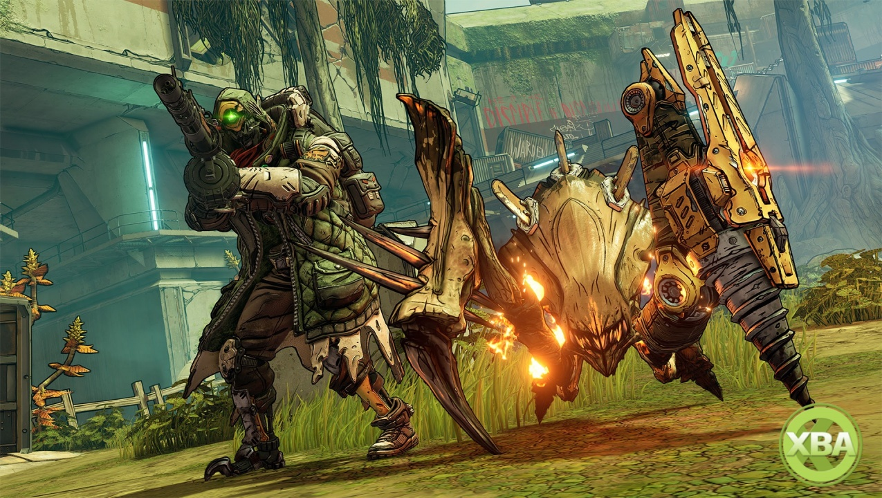 Meet the Rest of the New Vault Hunters in Borderlands 3