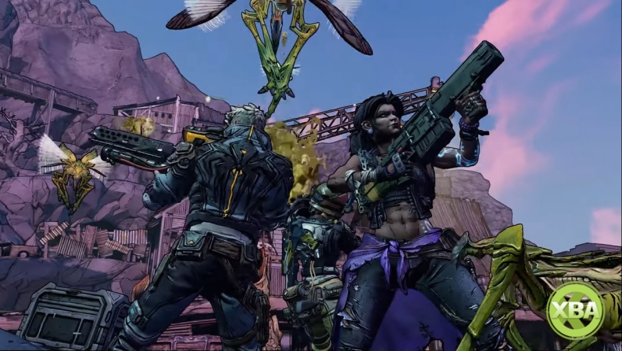 Borderlands 3 cross-play will come