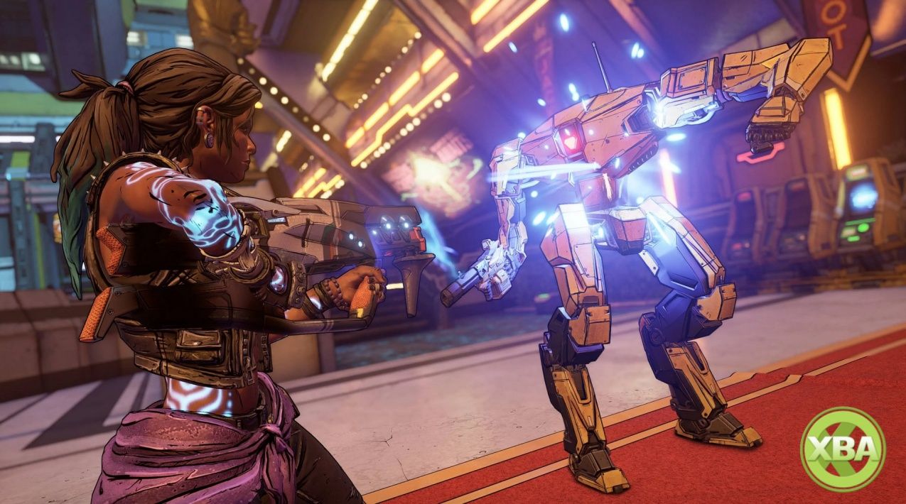 See the First 13 Minutes of Borderlands 3's Upcoming Heist DLC Here