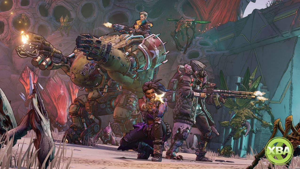 Borderlands 3: here's how to get the first three Golden Keys