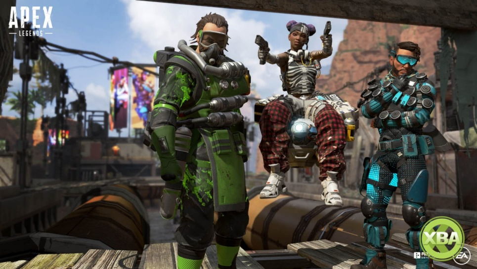 Respawn Cautions Fans About the Veracity of Recent Apex Legends Leaks