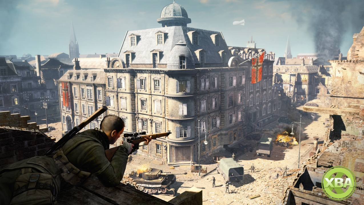 Sniper Elite 5 in development, Sniper Elite V2 Remastered launches in 2019