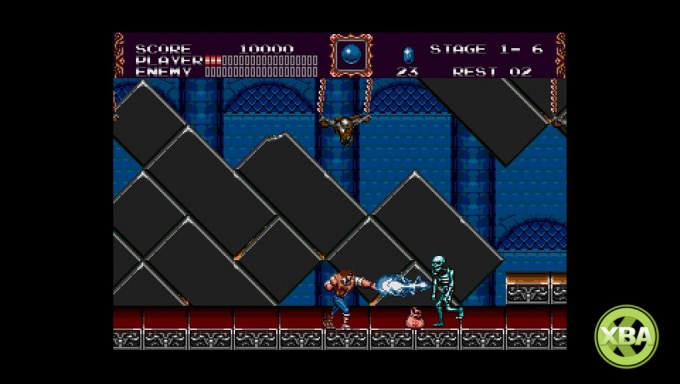 Castlevania Collection reveals Kid Drcaula, Castlevania II, Bloodlines and The Adventure