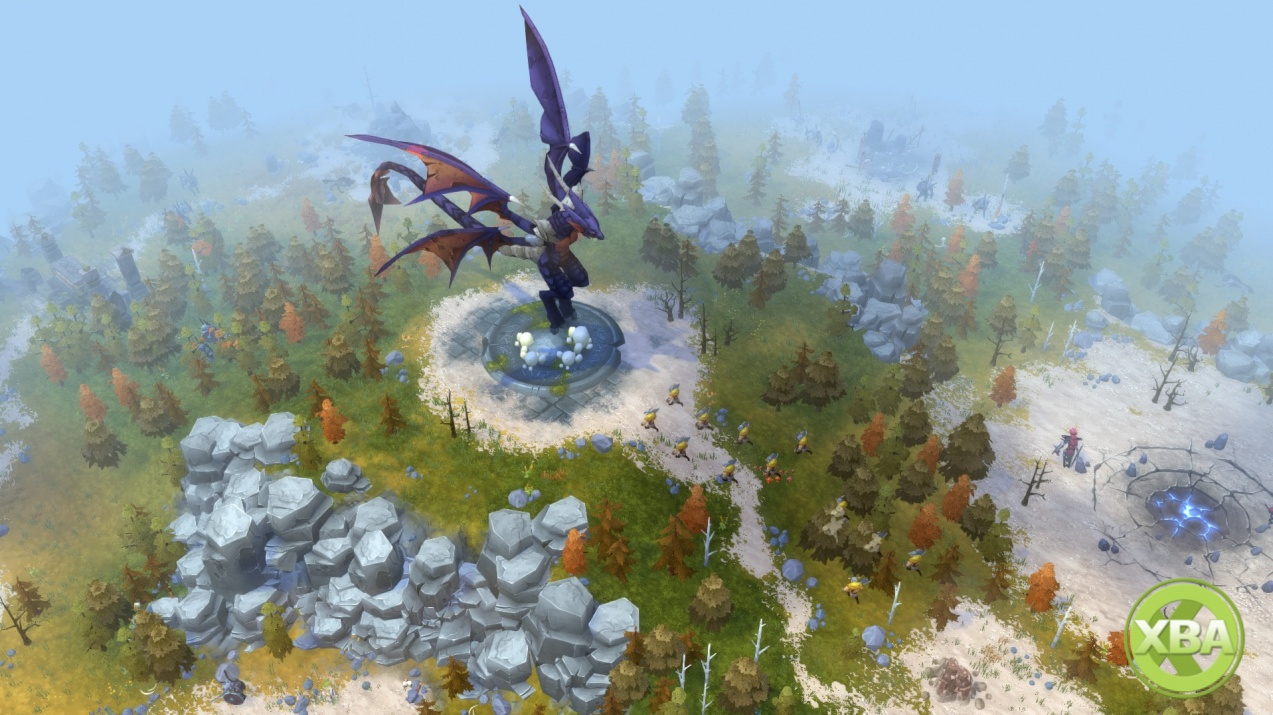 Viking Strategy Game 'Northgard' Launches in September