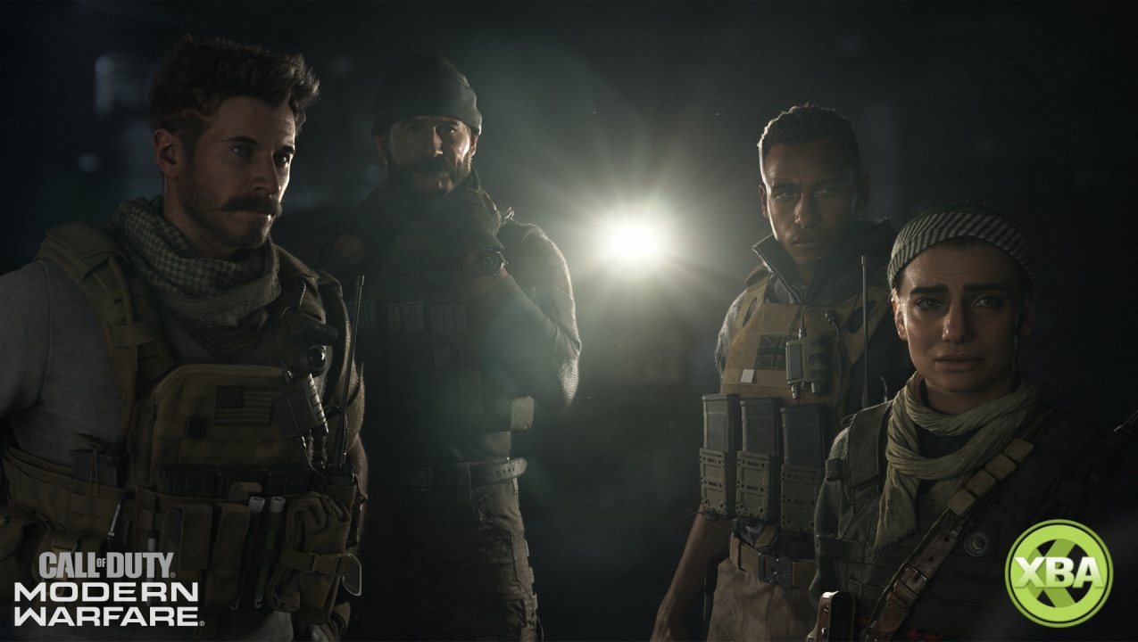 how long is the call of duty modern warfare campaign