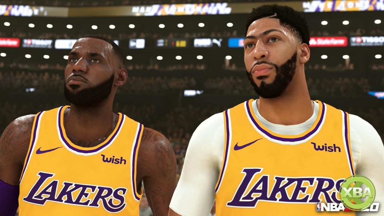 NBA 2K20 Review - Xbox One Review at XboxAchievements com