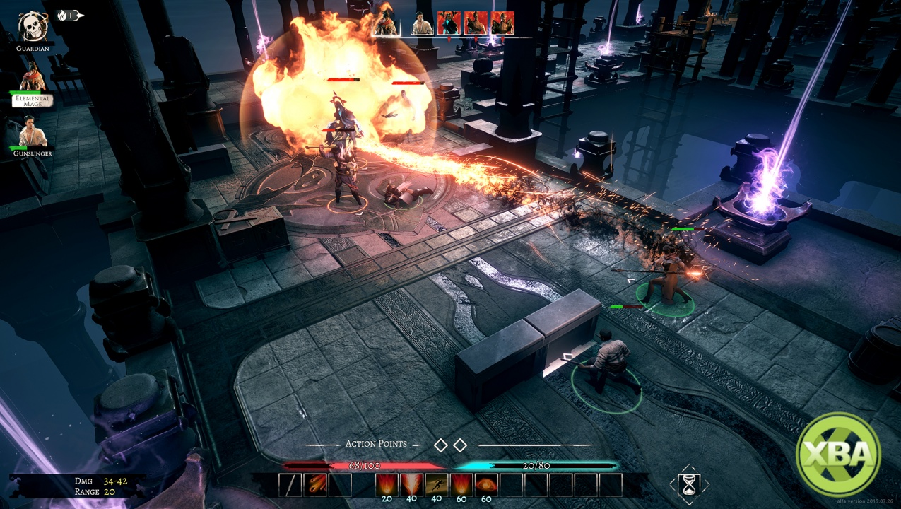 Rpg Games 2020.Rpg Dark Envoy Mixes Dragon Age With Xcom Releases In 2020