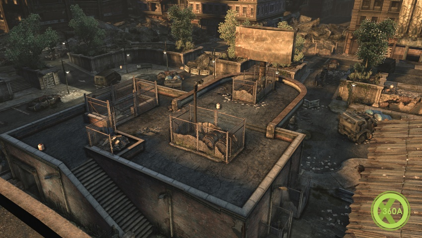 Gears Of War 2 Combustible Map Pack Now Available Updated