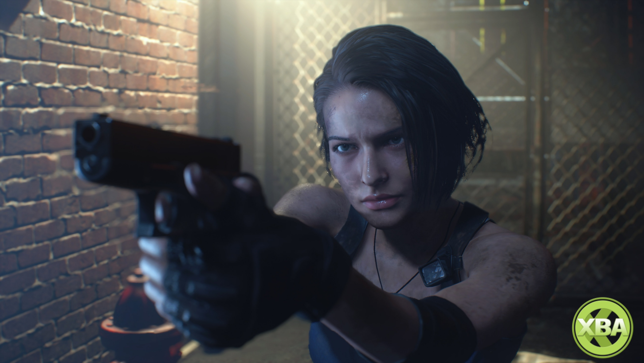 'Resident Evil 3': Jill Valentine encounters Nemesis in new trailer