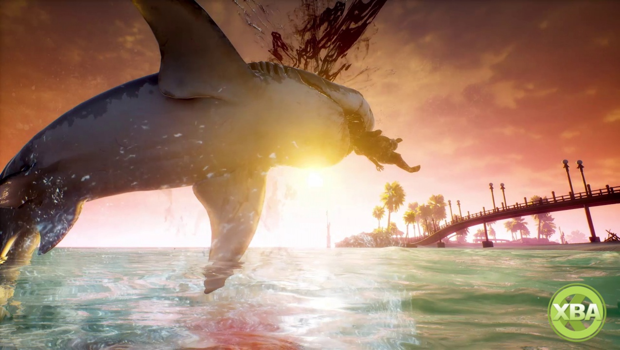Play as a shark in Maneater on PC and consoles in May