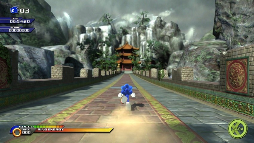 Sonic Unleashed Xbox 360 Return to sonic unleashed