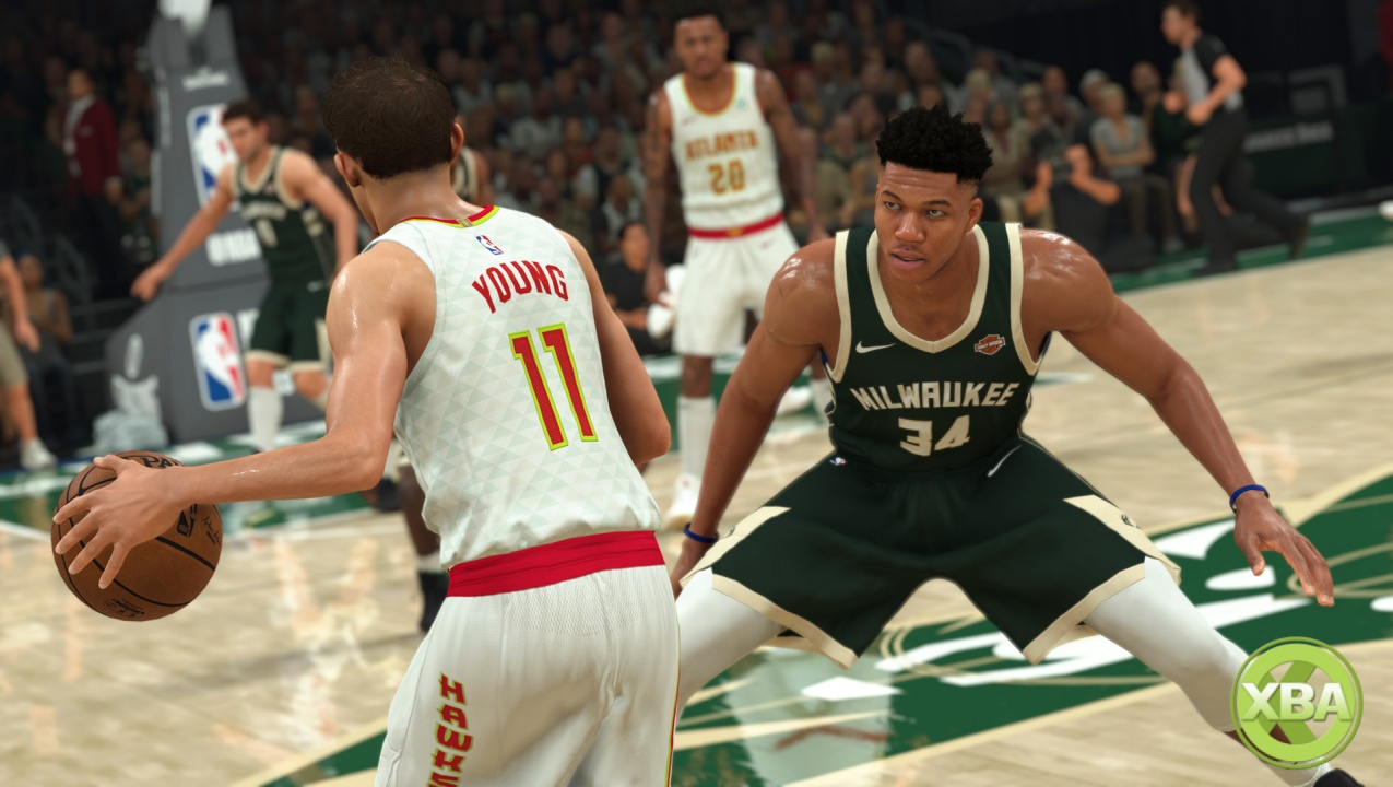 National Basketball Association  2K21 Now Has Unskippable In-Game Advertising