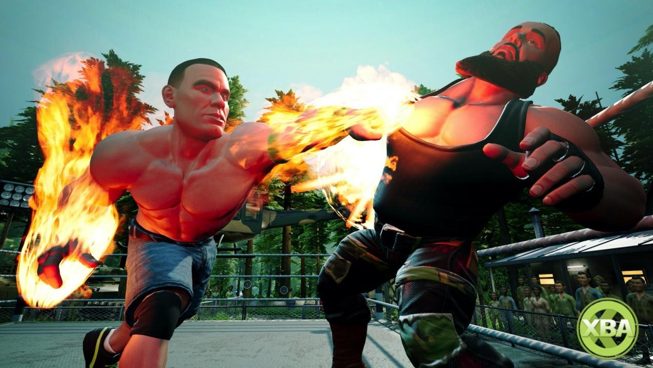 WWE 2K Battlegrounds launches September 18